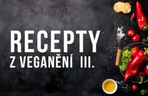 Přinášíme slíbené recepty z Veganění III. s těšínskými Piráty
