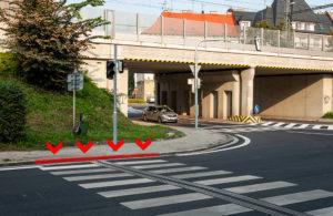 Cesty v Českém Těšíně znemožňují handicapovaným pohyb