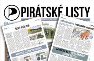 Pirátské listy – vydání podzim 2018 – Český Těšín jako město, kde to žije!