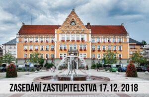 Druhé zasedání Zastupitelstva města Český Těšín