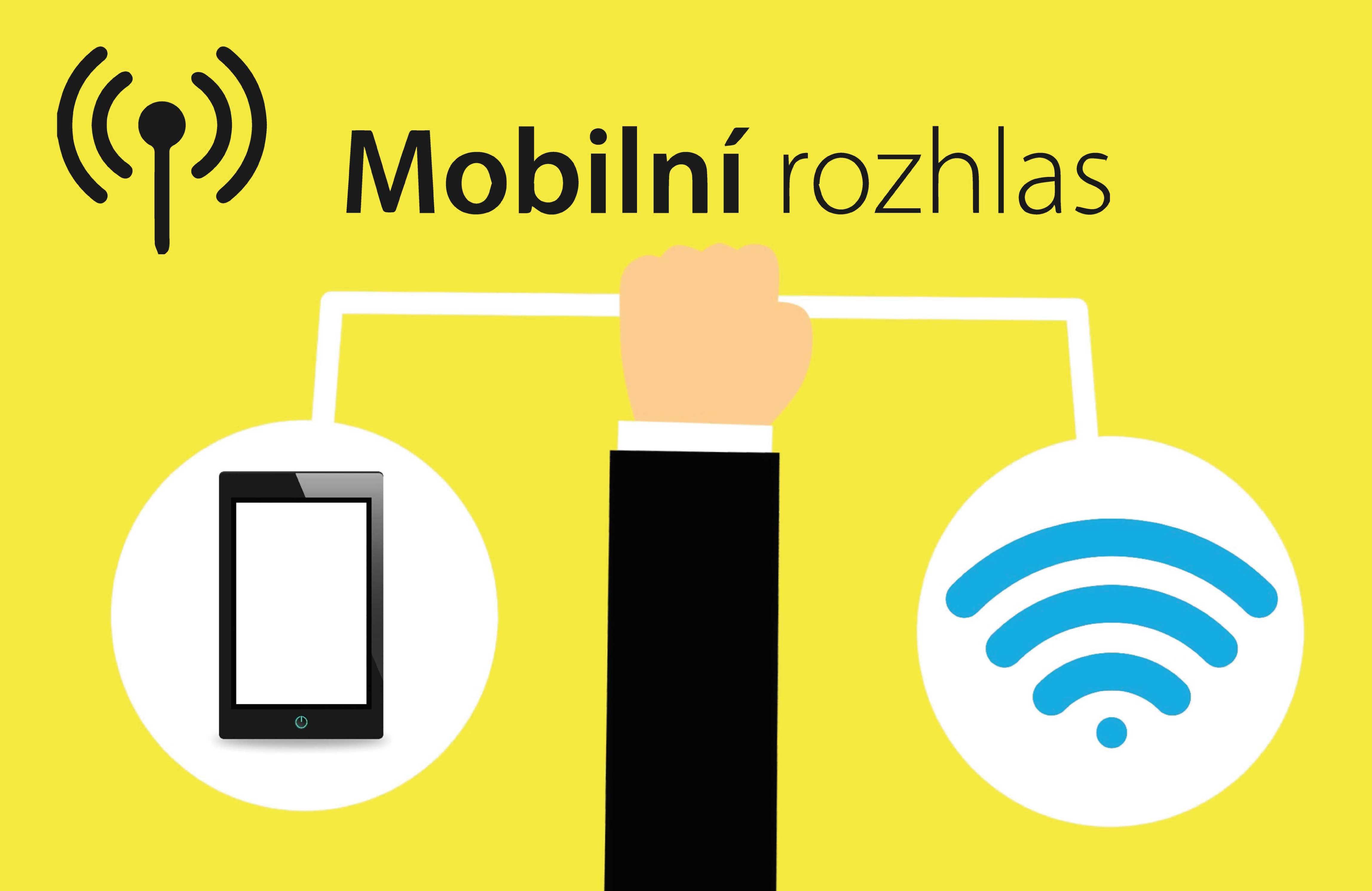Aplikace Mobilní rozhlas – jednání započala!