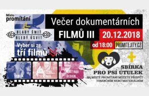 Večer dokumentárních filmů III
