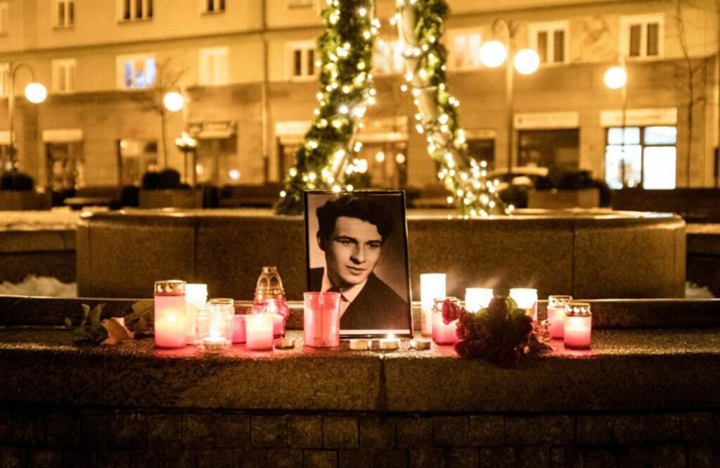 Uctili jsme památku Jana Palacha