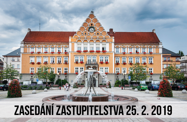 Třetí zasedání Zastupitelstva města Český Těšín + VIDEOZÁZNAM