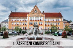První zasedání Komise sociální