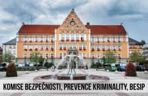 Komise bezpečnosti, prevence kriminality, BESIP