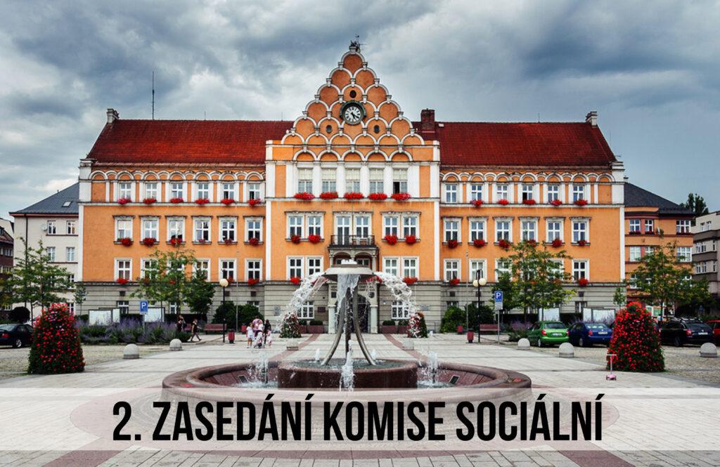 Druhé zasedání Komise sociální