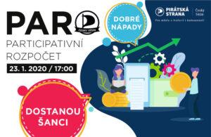 Videozáznam z veřejné přednášky o participativním rozpočtu: PaRo? Chceme!