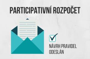 Návrh pravidel PaRo vytvořen a odeslán
