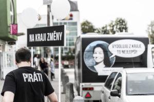 Pirátský karavan v Českém Těšíně