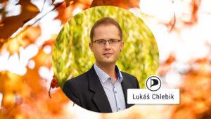 """Lukáš Chlebik: """"Na komise nechodím na kafe, ale proaktivně předkládám návrhy"""""""