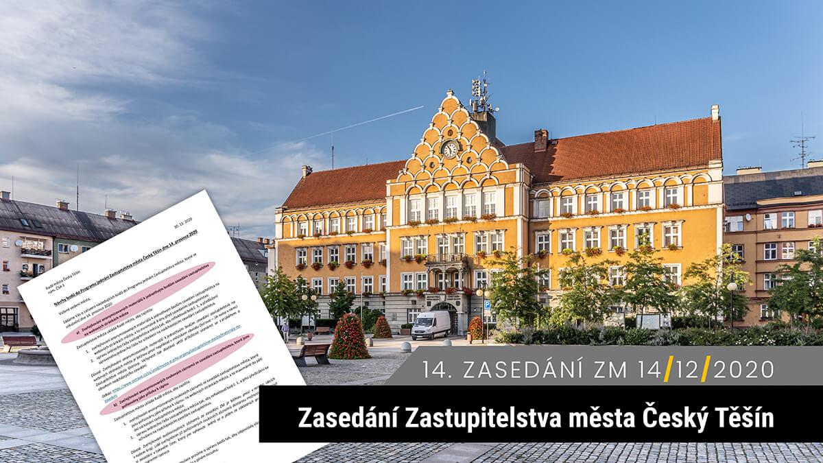 Nesplnění usnesení zastupitelstva, odmítnutí diskuze ohledně několika třaskavých témat nebo nepodpora otevřené radnice. I o tom bylo poslední zasedání zastupitelstva v Českém Těšíně. Schvaloval se také rozpočet na rok 2021, těšínští Piráti jej nepodpořili